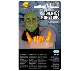 Dientes de Monstruo Verde