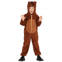 Disfraz Osito infantil . Traje de oso para niño.