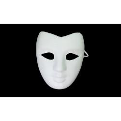 Máscara de Cartón 'V'