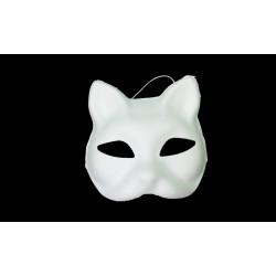 Máscara de Cartón, Gato