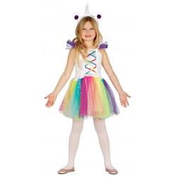 Disfraz de Unicornio Infantil - Disfraz de Tutu para Niña