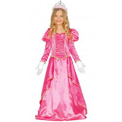 Disfraz de Princesa del Reino Infantil - Vestido de Princesa Aurora para Niña