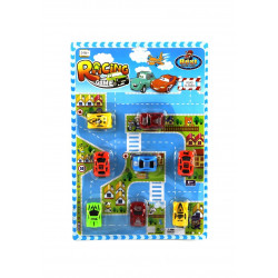 Racing Game, 8pcs