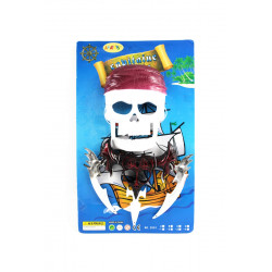Set Pirata Calavera