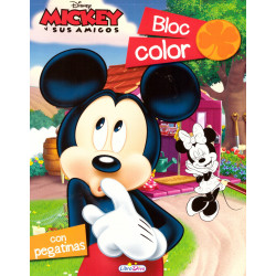 Bloc Color Disney