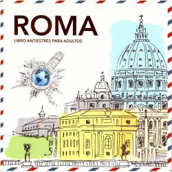 Color Antiestrés - Ciudades ROMA
