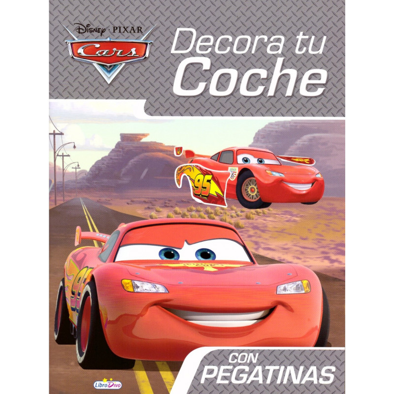 Cars Decora Tu Tu Coche