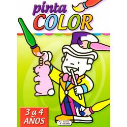 Gran Pintacolor 3-4 años