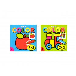 Baby Color, 2-3 años