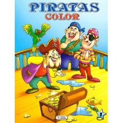Piratas Color