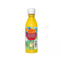 Tempera Liquida Amarilla, Jovi
