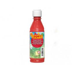 Tempera liquida Roja, Jovi