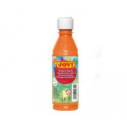 Tempera liquida Naranja, Jovi