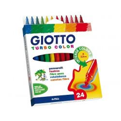 Rotuladores 24 Piezas, Giotto