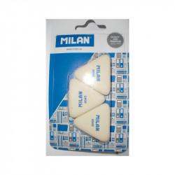 Gomas de Borrar Triangulo Milan