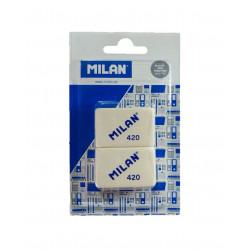 Gomas de Borrar Milan 420
