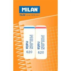 Gomas de borrar Milan 620