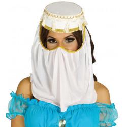 Tocado de princesa árabe
