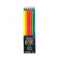 Lápices Neón, para colorear