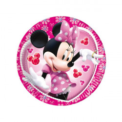 Platos Minnie Mouse