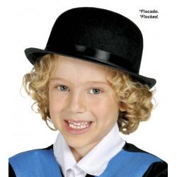 Sombrero bombín infantil