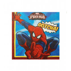 Servilletas Ultimate Spider-man