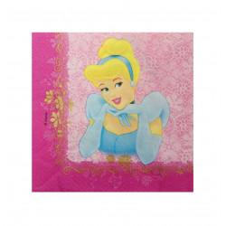 Servilletas Princesas Disney