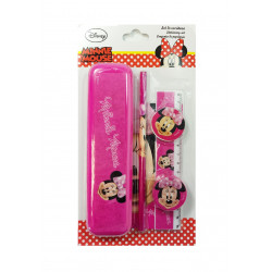 Set de Escritura 6 Piezas, Minnie Mouse