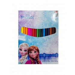 Lápices Frozen, 18 Piezas