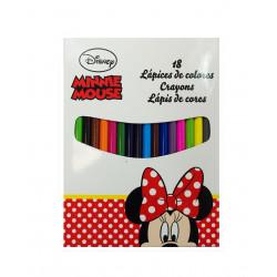 Lápices Minnie Mouse, 18 Piezas
