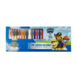 Ceras Patrulla Canina, 24 colores