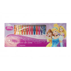 Ceras Princesas Disney, 24 colores