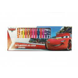 Ceras Cars, 24 colores