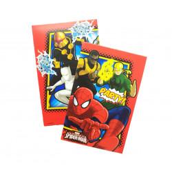 Tarjetas Invitaciones, Ultimate Spider-Man