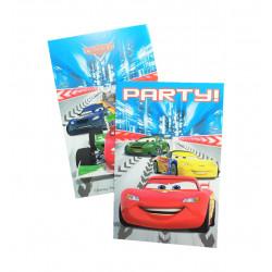 Tarjetas Invitaciones, Cars