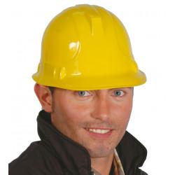 Casco de obrero o minero para adulto