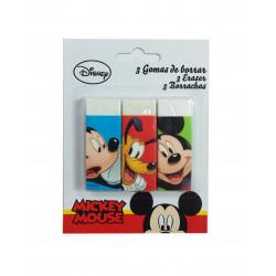 Gomas de Borrar, Mickey Mouse