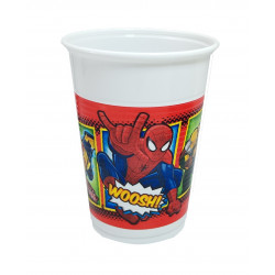 Vasos Ultimate Spider-Man