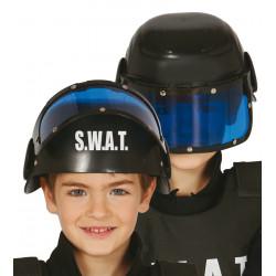 Casco s.w.a.t. infantil. Casco de agente de fuerzas especiales