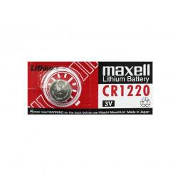 Pila CR1220, Botón