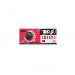 Pila CR1620, Botón Maxell