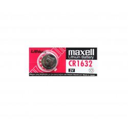 Pila CR1632, Botón Maxell