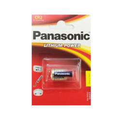 Pila CR2, Panasonic