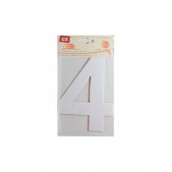 Número 4 de Cartón
