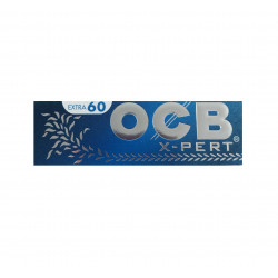 Papel 69mm, OCB Blue X-Pert de