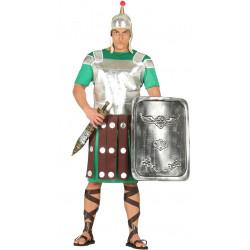 Disfraz de guardia pretoriana para adulto. Disfraz de soldado romano adulto
