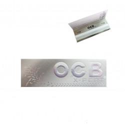 Papel 77mm, 50 hojas OCB X-Pert