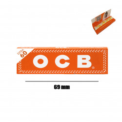 Papel  69mm, 60 hojas OCB Orange