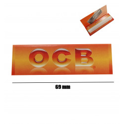 Papel 69 mm, 50 Hojas OCB Orange