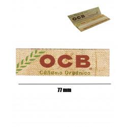 Papel 77mm, 50 hojas OCB Orgánico